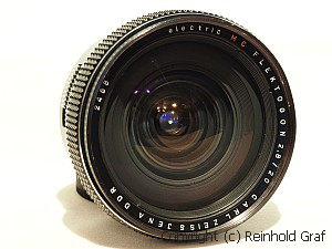 Carl Zeiss Jena Flektogon 20 2.8